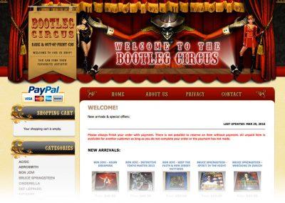 Bootleg Circus USA