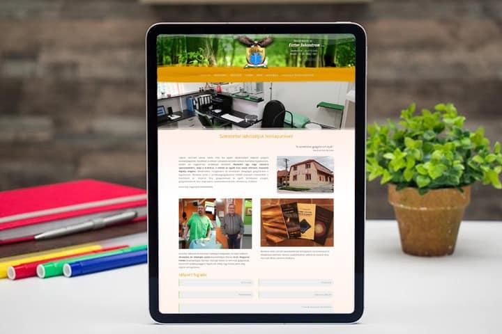 sebcentrum - weboldal készítés