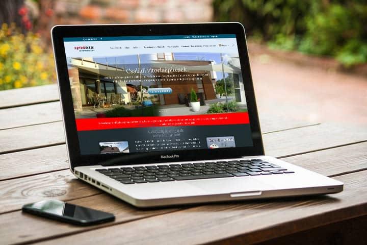 fullgarden - weboldal készítés